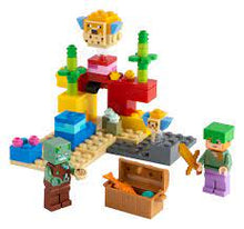 Load image into Gallery viewer, LEGO 21164 The Coral Reef