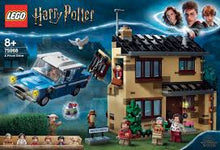 Load image into Gallery viewer, LEGO Harry Potter LEGO 75968 Escape From Privet Drive