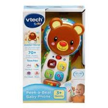 Load image into Gallery viewer, VTech Peek & Play Phone