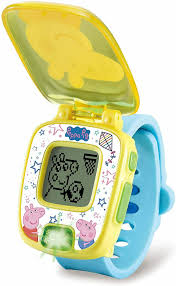Vtech PEPPA PIG LEARNING WATCH Educational Toy          colour ass
