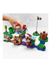 Load image into Gallery viewer, LEGO Super Mario LEGO 71382 Piranha Plant Puzzling Challenge Expansion Set