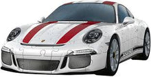 Load image into Gallery viewer, Ravensburger Porsche 911R 108pc 3D Puzzle
