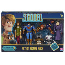 Load image into Gallery viewer, SCOOBY -DOO   ACTION FIGURE MULTI PACK