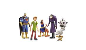 SCOOBY -DOO   ACTION FIGURE MULTI PACK