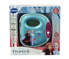Load image into Gallery viewer, VTech Frozen II Magic Secret Diary