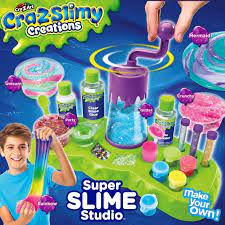 CRA-Z-SLIMY SUPER SCENTED SLIME STUDIO