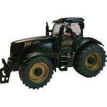 Load image into Gallery viewer, Siku Limited Edition Gold & Black JCB 8250 Tractor & Driver