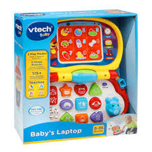 Load image into Gallery viewer, Vtech Babys Laptop