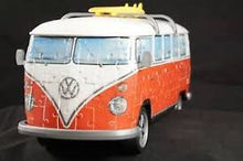 Load image into Gallery viewer, VW Kombi Bus 3D Model 162 pieces by Ravensburger