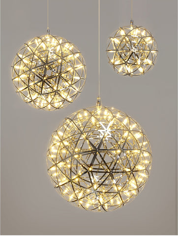 Image of Orbital - LED Hanging Lamp