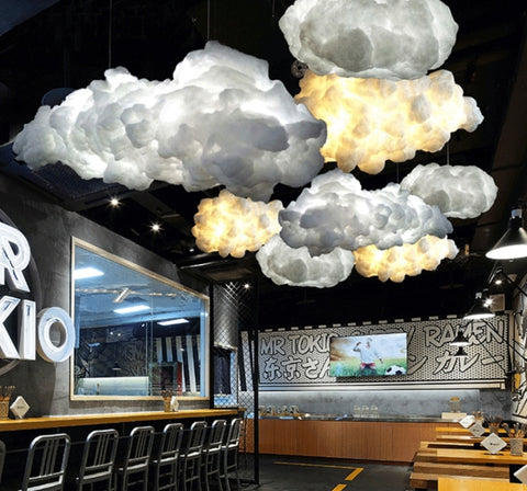 Image of Nordic Dark Clouds Pendant Lights