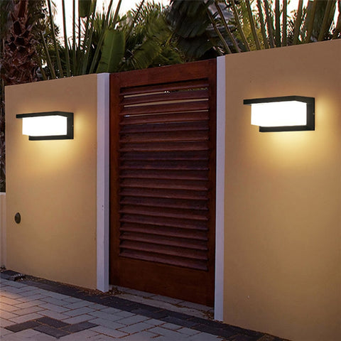 Image of Modern LED Outdoor Light