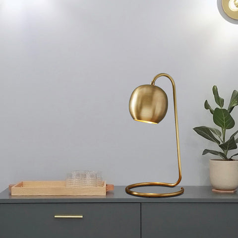 Image of Lark - Copper Plated Retro Table Lamp