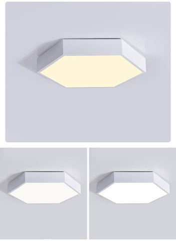Image of Hex Ceiling Lights