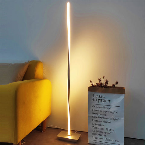 Image of Kofi - LED Twist Standing Lamp