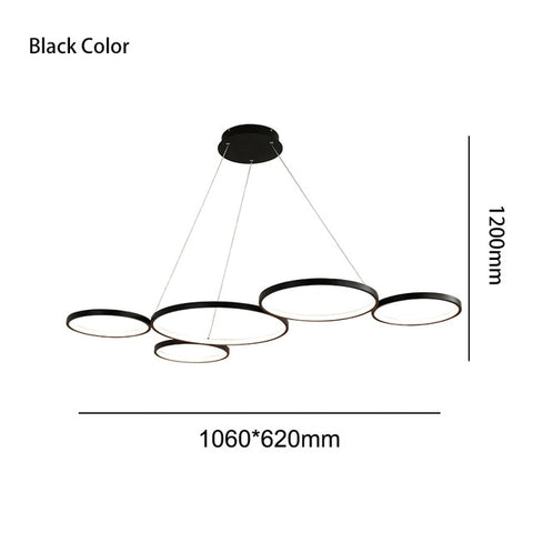 Image of Gleam - Minimalism Art Deco Hanging Light