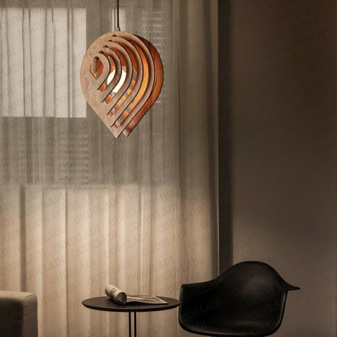 Image of Indre - Art Deco Modern Drop Pendant Light