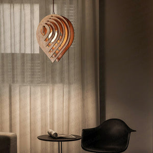 Indre - Art Deco Modern Drop Pendant Light