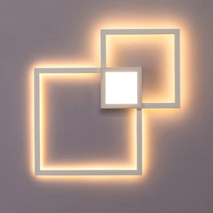 Rowley - Square Modern Wall Lamp