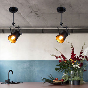 Industrial Retail Pendant Hanging Light