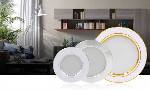 Phyllis - Recessed Round LED Ceiling Lamp