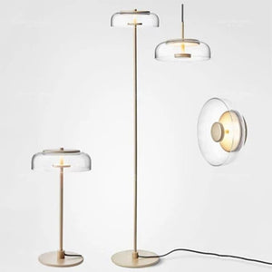 Creative Simple Modern Floor, Ceiling & Wall Lights