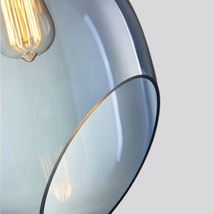 Simple Post-Modern Glass Pendant Light - Minimalistic Decoration Lighting