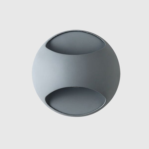 Acacia - Modern Nordic Light Bounce Circular Lamp