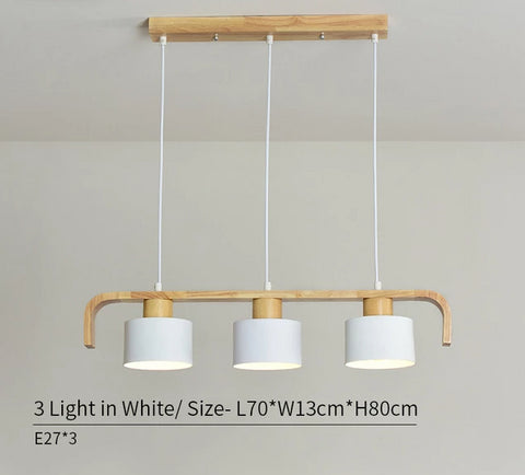 Image of Modern Nordic LED Pendant Lamp