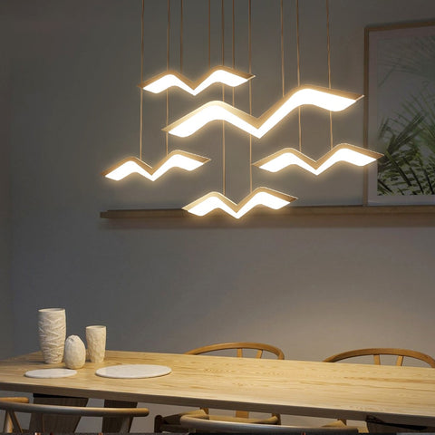 Image of Sonny - Bird Inspired Pendant Lights