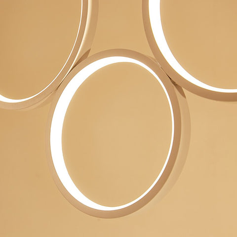 Image of Pendre - Hanging Dimmable Ring Lamp