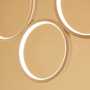 Pendre - Hanging Dimmable Ring Lamp