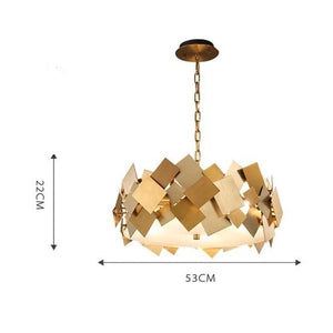 Signy - Modern Nordic Art Deco Light