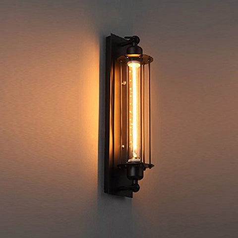 Image of Industrial Style Vintage Bar Wall Lamp