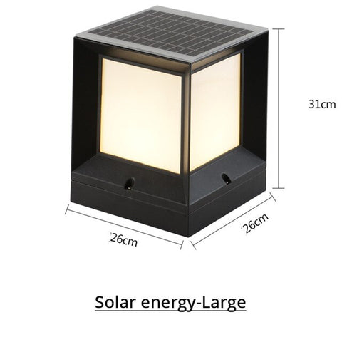 Image of Lore - Modern Nordic Waterproof LED Cube Lamp