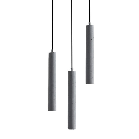 Image of Modern Nordic Long Hanging LED Lights