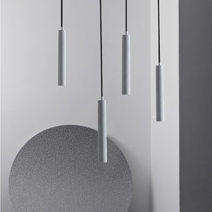 Modern Nordic Long Hanging LED Lights