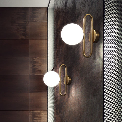 Image of Amara - Modern Nordic Wall Lamp