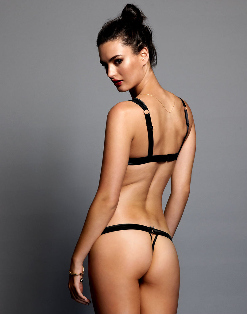 Love Haus Classy Couture Thong