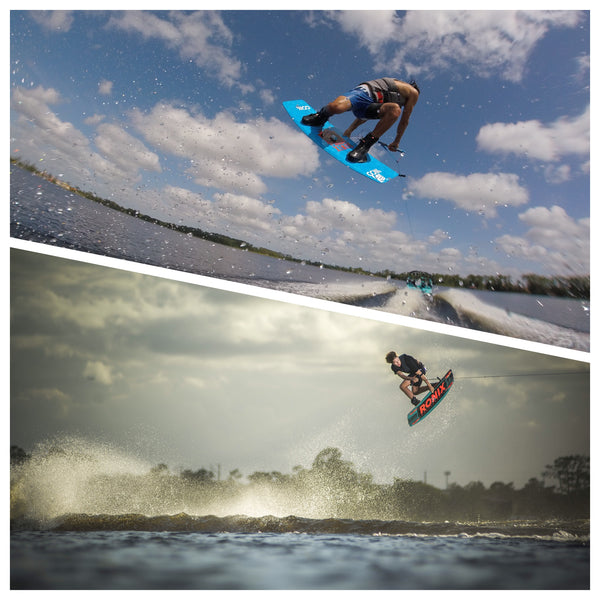 RONIX PRO WAKEBOARDERS AT SKI & SPORTS