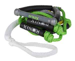 "Ronix | Bungee Surf Rope-10"" Handle"