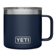 Load image into Gallery viewer, Yeti | Rambler 14oz Mug | Navy