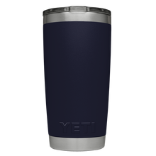 Load image into Gallery viewer, Yeti | Rambler 20oz w/ MagSlider Lid | Navy