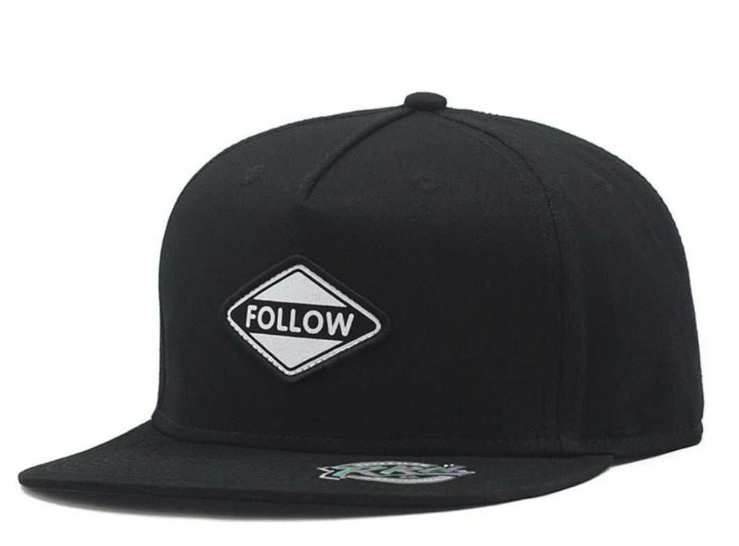 Follow | Corp Cap | Black