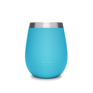 Yeti | Rambler 10oz. Wine Tumbler | Reef Blue