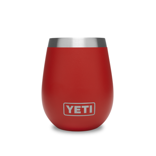 Yeti | Rambler 10oz. Wine Tumbler | Canyon Red