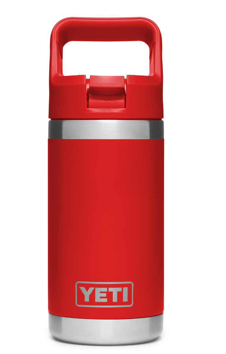 Yeti | Rambler Jr. 12 oz Bottle | Canyon Red