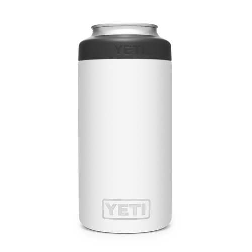 Colster Tall Can Insulator | White
