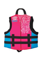 Load image into Gallery viewer, Ronix | August Child Girl's USCGA Life Vest 30-50lbs | 2020