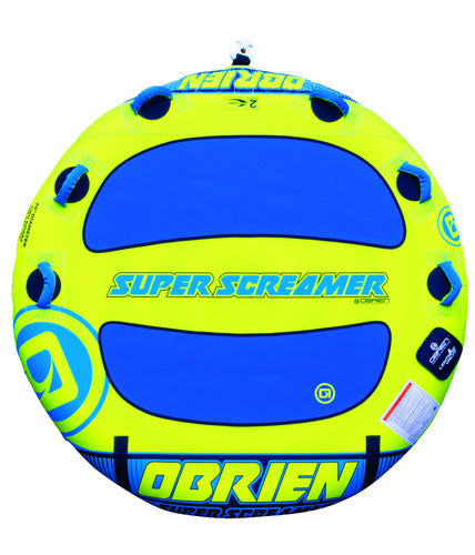 O'BRIEN | Super Screamer Tube | 2 Person Tube | 2020